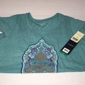 NWT Lucky Brand graphic T-shirt